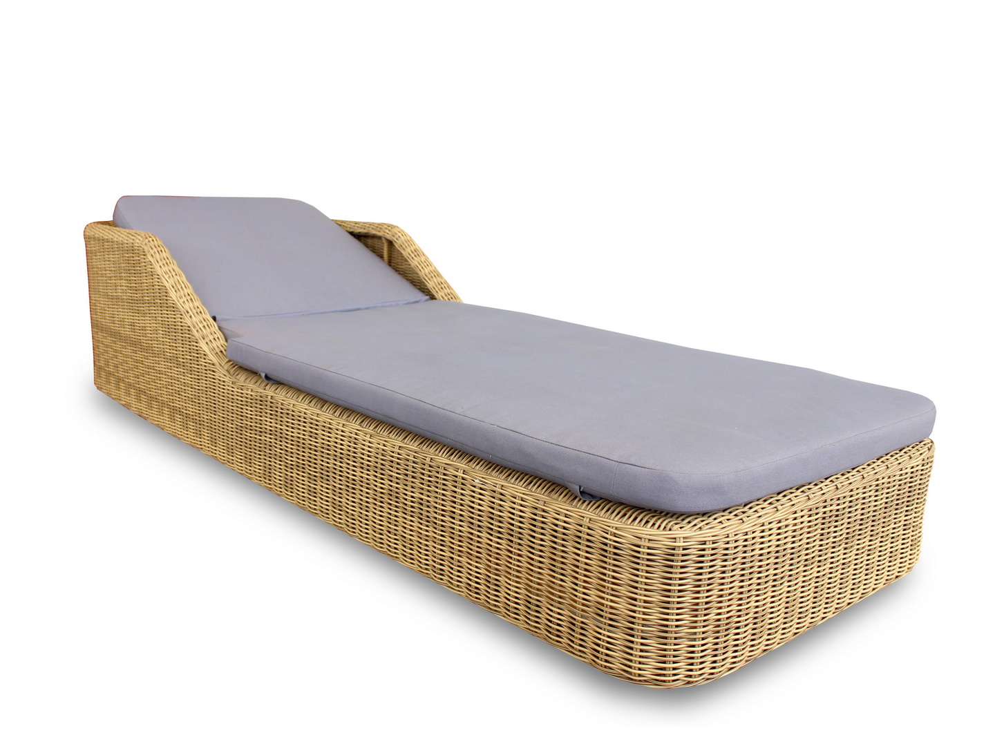 Synthetic Rattan Sunbed And Daybed Yuni Bali Furniture