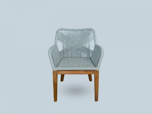 patiho rope dining chair