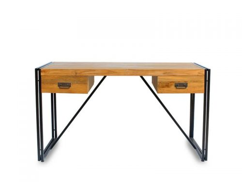 Ravenna Teak Wood Writing Desk